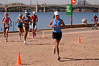 /images/133/2009-10-25-soma-run-120040.jpg - #07762: 04:36:02 Runners at Soma Triathlon … October 25, 2009 -- Tempe Town Lake, Tempe, Arizona