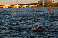 /images/133/2009-10-25-soma-swim-118030.jpg - #07729: 00:27:21 swimming at Soma Triathlon … October 25, 2009 -- Tempe Town Lake, Tempe, Arizona