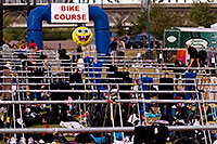 /images/133/2009-10-25-soma-transition-119418.jpg - #07741: 02:30:45 Bike Course transition area at Soma Triathlon … October 25, 2009 -- Tempe Town Lake, Tempe, Arizona