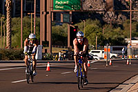 /images/133/2009-11-22-ironman-bike-pro-124200.jpg - #07956: 01:12:58 Cyclists on a 112 mile bike course - Ironman Arizona 2009 … November 2009 -- Tempe Town Lake, Tempe, Arizona