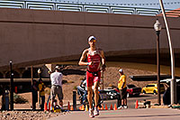 /images/133/2009-11-22-ironman-run-pro-126532.jpg - #07989: 06:00:19 #1 running, 1nd place Male - Ironman Arizona 2009 … November 2009 -- Tempe Town Lake, Tempe, Arizona