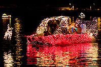 /images/133/2009-12-12-tempe-aps-lights-128474.jpg - #08030: Boat #02 at APS Fantasy of Lights Boat Parade … December 2009 -- Tempe Town Lake, Tempe, Arizona