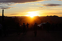 /images/133/2009-12-13-muddy-buddy-129083.jpg - #08032: Sunrise at Muddy Buddy Race 2009 … Dec 13, 2009 -- McDowell Mountain Park, Fountain Hills, Arizona