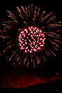 /images/133/2010-01-01-tempe-fireworks-131433v.jpg - #08089: New Year`s midnight fireworks … January 2010 -- Tempe Town Lake, Tempe, Arizona