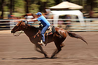 /images/133/2010-06-05-naha-horses-speed-2119.jpg - #08162: NAHA Pole Bending event in Flagstaff … June 2010 -- Fort Tuthill County Park, Flagstaff, Arizona