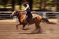 /images/133/2010-06-05-naha-horses-speed-2329.jpg - #08107: NAHA Turn and Burn event in Flagstaff … June 2010 -- Fort Tuthill County Park, Flagstaff, Arizona