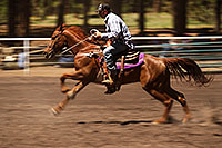 /images/133/2010-06-05-naha-horses-speed-2458.jpg - #08110: NAHA Turn and Burn event in Flagstaff … June 2010 -- Fort Tuthill County Park, Flagstaff, Arizona