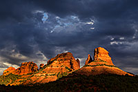 /images/133/2010-07-11-sedona-views-16047.jpg - #08286: Monsoon season in Sedona … July 2010 -- Sedona, Arizona