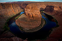 /images/133/2010-07-23-horseshoe-morn-17910.jpg - #08372: Horseshoe Bend of the Colorado River … July 2010 -- Horseshoe Bend, Arizona