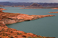 /images/133/2010-08-01-powell-lake-19964.jpg - #08438: View of Lake Powell … August 2010 -- Lake Powell, Utah