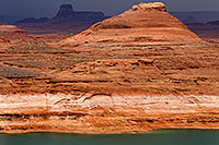 /images/133/2010-08-01-powell-lake-19967.jpg - #08439: Red rocks at Lake Powell … August 2010 -- Lake Powell, Utah