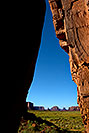 /images/133/2010-09-03-monvalley-framed-30029v.jpg - #08638: Images of Monument Valley … September 2010 -- Monument Valley, Utah