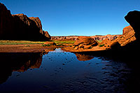 /images/133/2010-09-03-monvalley-reflection-29698.jpg - #08563: Images of Monument Valley … September 2010 -- Monument Valley, Utah