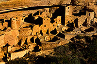 /images/133/2010-10-11-mesa-verde-palace-42290.jpg - #08898: Cliff Palace ruins at Mesa Verde … October 2010 -- Cliff Palace, Mesa Verde, Colorado