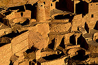 /images/133/2010-10-13-mesa-verde-palace-42752.jpg - #08908: Cliff Palace ruins at Mesa Verde … October 2010 -- Cliff Palace, Mesa Verde, Colorado