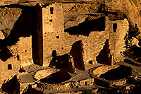 /images/133/2010-10-13-mesa-verde-palace-42761.jpg - #08910: Cliff Palace ruins at Mesa Verde … October 2010 -- Cliff Palace, Mesa Verde, Colorado