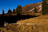 /images/133/2010-10-15-crested-par-top-42873.jpg - #08915: Paradise Pass … October 2010 -- Paradise Pass, Crested Butte, Colorado