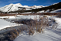 /images/133/2010-11-19-crested-butte-river-43710.jpg - #08892: River by Crested Butte … November 2010 -- Crested Butte, Colorado