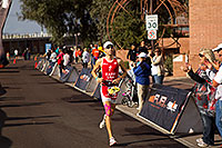 /images/133/2010-11-21-ironman-finish-45930.jpg - #08967: 08:15:27 - #1 Jordan Rapp [4th,USA,08:16:45] finishing fourth - Ironman Arizona 2010 … November 2010 -- Rio Salado Parkway, Tempe, Arizona