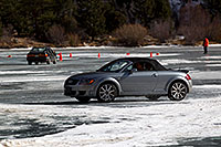 /images/133/2011-01-08-georgetown-ice-47336.jpg - #09094: Audi on ice covered Georgetown Lake … January 2011 -- Georgetown, Colorado