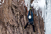 /images/133/2011-01-09-ouray-climbers-48581.jpg - #09045: Ice climbing by Ouray … January 2011 -- Ouray, Colorado