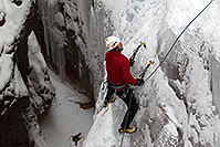 /images/133/2011-01-09-ouray-climbers-48696.jpg - #09048: Ice climbing by Ouray … January 2011 -- Ouray, Colorado