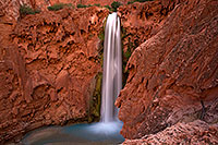 /images/133/2011-06-25-havasu-mooney-79535.jpg - #09407: Mooney Falls … June 2011 -- Mooney Falls, Havasu Falls, Arizona