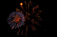 /images/133/2011-07-04-den-fireworks-81516.jpg - #09398: Independence Day Fireworks - 4th of July in Broomfield, Colorado … July 2011 -- Broomfield, Denver, Colorado