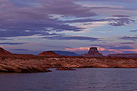 /images/133/2011-07-10-powell-mon-81969.jpg - #09406: Evening by Antelope Point at Lake Powell … July 2011 -- Lake Powell, Arizona
