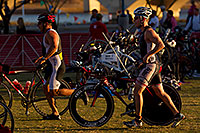 /images/133/2011-10-23-soma-bike-transition-107173.jpg - #09690: 04:43:05 #116 running at Soma Triathlon 2011 … October 2011 -- Tempe Town Lake, Tempe, Arizona