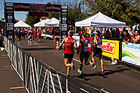 /images/133/2011-10-23-soma-finish-109222.jpg - #09694: 04:43:05 #116 running at Soma Triathlon 2011 … October 2011 -- Tempe Town Lake, Tempe, Arizona