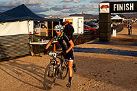 /images/133/2011-11-05-trek-fury-110538.jpg - #09738: 06:39:39 #142 at the end of the lap of Mountain Biking at Trek Bicycles 12 and 24 Hours of Fury … Nov 5-6, 2011 -- McDowell Mountain Park, Fountain Hills, Arizona
