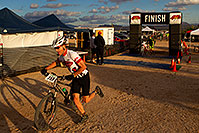 /images/133/2011-11-05-trek-fury-110556.jpg - #09739: 06:40:51 #165 at the end of the lap of Mountain Biking at Trek Bicycles 12 and 24 Hours of Fury … Nov 5-6, 2011 -- McDowell Mountain Park, Fountain Hills, Arizona