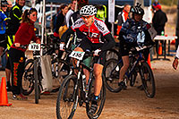 /images/133/2011-11-05-trek-fury-110698.jpg - #09743: 07:06:59 #156 at the end of the lap of Mountain Biking at Trek Bicycles 12 and 24 Hours of Fury … Nov 5-6, 2011 -- McDowell Mountain Park, Fountain Hills, Arizona