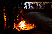/images/133/2011-11-05-trek-fury-night-110970.jpg - #09757: Campfire at Trek Bicycles 12 and 24 Hours of Fury … Nov 5-6, 2011 -- McDowell Mountain Park, Fountain Hills, Arizona