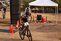 /images/133/2011-11-05-trek-fury-tinker-110431.jpg - #09763: 06:25:03 #1 Tinker Juarez at Start of Lap of Mountain Biking at Trek Bicycles 12 and 24 Hours of Fury … Nov 5-6, 2011 -- McDowell Mountain Park, Fountain Hills, Arizona