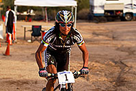 /images/133/2011-11-05-trek-fury-tinker-110435.jpg - #09764: 06:25:05 #1 Tinker Juarez at Start of Lap of Mountain Biking at Trek Bicycles 12 and 24 Hours of Fury … Nov 5-6, 2011 -- McDowell Mountain Park, Fountain Hills, Arizona