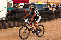 /images/133/2011-11-05-trek-fury-tinker-110718.jpg - #09765: 07:09:41 #1 Tinker Juarez at Start of Lap of Mountain Biking at Trek Bicycles 12 and 24 Hours of Fury … Nov 5-6, 2011 -- McDowell Mountain Park, Fountain Hills, Arizona