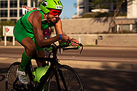 /images/133/2011-11-20-ironman-bike-121963.jpg - #09803: 01:38:58 - #1191 in green at start of Lap 1 - Ironman Arizona 2011 … November 2011 -- Rio Salado Parkway, Tempe, Arizona