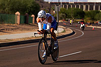/images/133/2011-11-20-ironman-bike-122408.jpg - #09804: 02:38:12 - #1709 at start of Lap 2 - Ironman Arizona 2011 … November 2011 -- Rio Salado Parkway, Tempe, Arizona