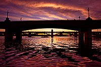 /images/133/2011-12-07-tempe-lake-sunset-125910.jpg - #09855: Sunset at Tempe Town Lake … December 2011 -- Tempe Town Lake, Tempe, Arizona