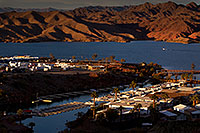 /images/133/2011-12-15-lake-havasu-boats-127901.jpg - #09875: Evening at Lake Havasu … December 2011 -- Lake Havasu, Arizona
