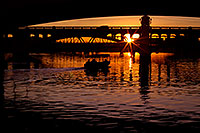 /images/133/2011-12-29-tempe-sunset-bridge-129265.jpg - #09891: Sunset at Tempe Town Lake … December 2011 -- Tempe Town Lake, Tempe, Arizona