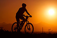 /images/133/2012-01-07-papago-bikes-sunset-136737.jpg - Tempe &gt; 12 Hours in the Papago<br>January 7, 2012