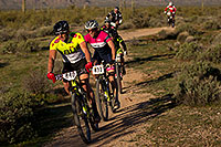 /images/133/2012-01-14-mcdowell-bikes-137387.jpg - #10052: 00:03:25 Marathoners biking at McDowell Meltdown MBAA 2012 … January 14, 2012 -- McDowell Mountain Park, Fountain Hills, Arizona