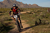 /images/133/2012-01-14-mcdowell-bikes-137439.jpg - #10054: 00:04:12 Marathoners biking at McDowell Meltdown MBAA 2012 … January 14, 2012 -- McDowell Mountain Park, Fountain Hills, Arizona