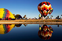 /images/133/2012-01-19-havasu-balloons-refl-141176.jpg - #10081: Balloon Fest in Lake Havasu City, Arizona … January 2012 -- Lake Havasu City, Arizona