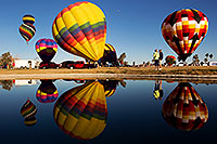 /images/133/2012-01-19-havasu-balloons-refl-141208.jpg - #10082: Balloon Fest in Lake Havasu City, Arizona … January 2012 -- Lake Havasu City, Arizona