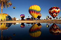 /images/133/2012-01-19-havasu-balloons-refl-141218.jpg - #10083: Balloon Fest in Lake Havasu City, Arizona … January 2012 -- Lake Havasu City, Arizona
