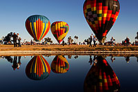 /images/133/2012-01-19-havasu-balloons-refl-141315.jpg - #10085: Balloon Fest in Lake Havasu City, Arizona … January 2012 -- Lake Havasu City, Arizona